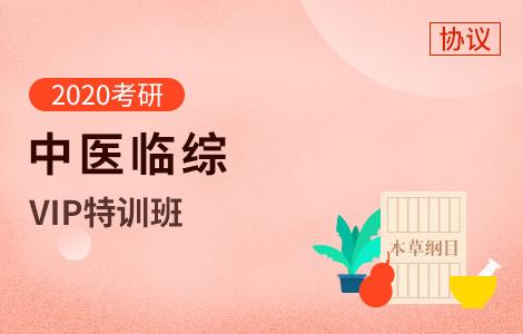 【文都网校】2020考研(中医临综)VIP特训班
