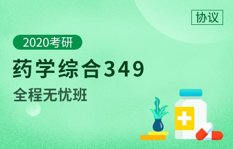 【文都网校】2020考研(349药学综合)全程无忧班