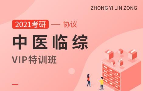 【文都网校】2021考研(中医临综)VIP协议特训班