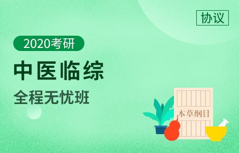 【文都网校】2020考研(中医临综)全程无忧班