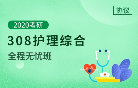 【文都网校】2020考研(308护理综合)全程无忧班